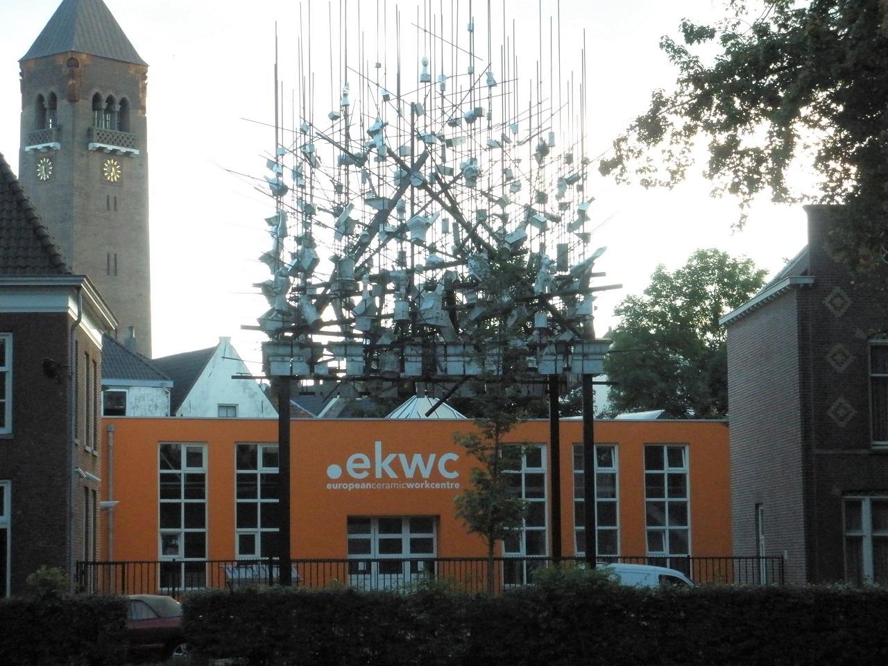 European Ceramic Work Centre, s'Hertogenbosch, The Netherlands