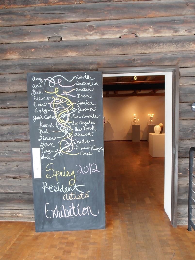 Resident Artist Exhibition