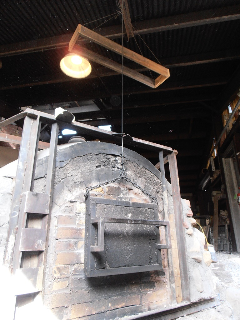 Wood kiln at ARAC