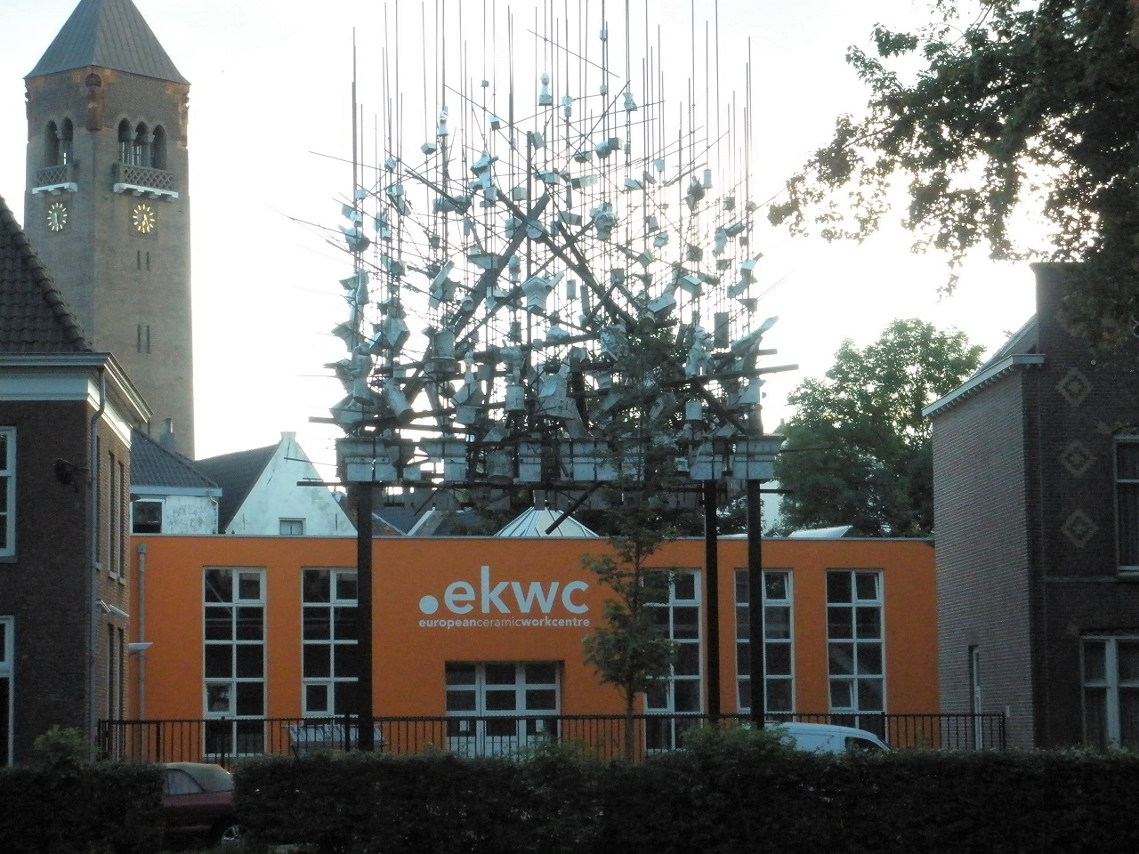 European Ceramic Work Centre, s'Hertogenbosch, The Netherlands