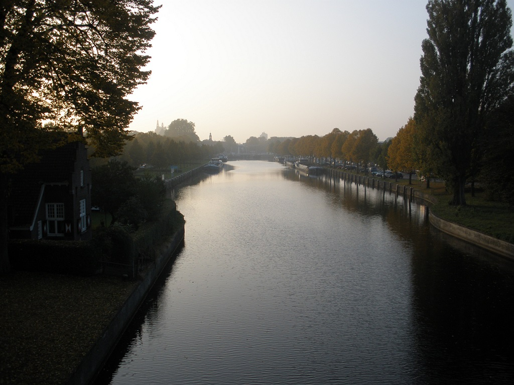 Canal in s'Hertogenbosch