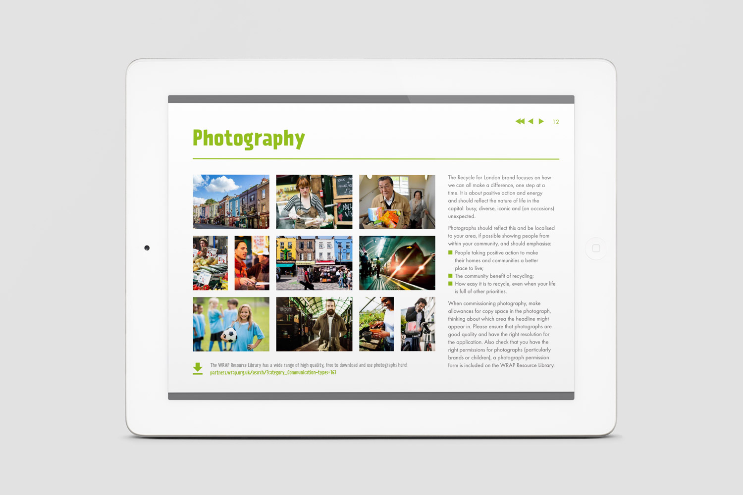 Recycle-for-London-Brand-Guidelines-photography-iPad-leaflet-by-Get-it-Sorted.jpg