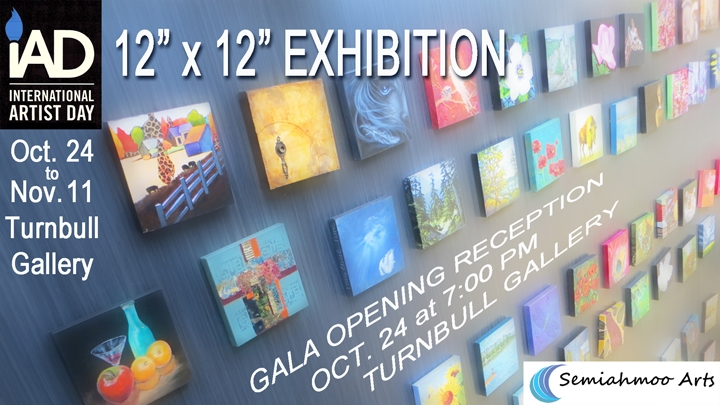 International Artists Day Exhibition