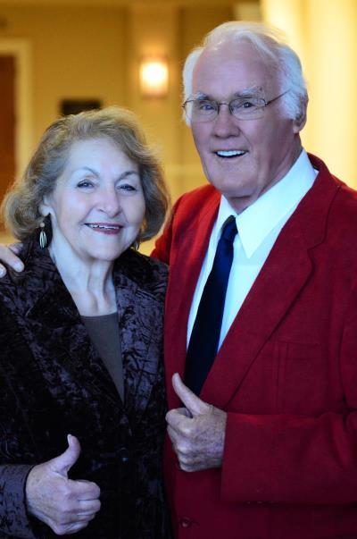 Dr. & Mrs. Zorn