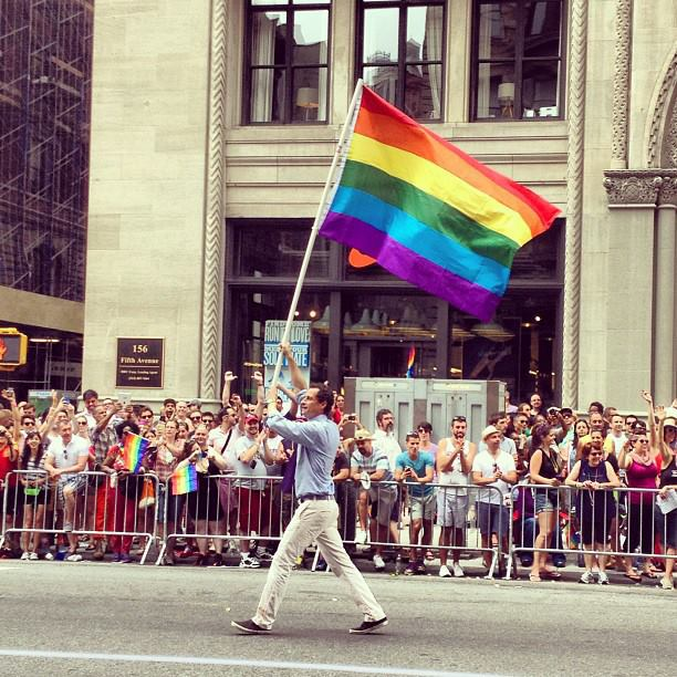 NYC Pride 2013