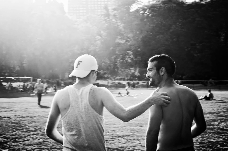 Central Park, July 2014