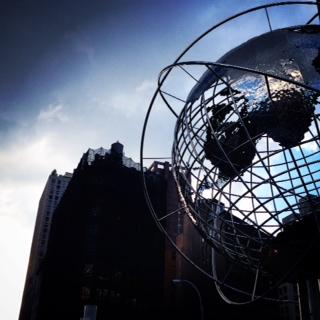 Columbus Circle, August 2014
