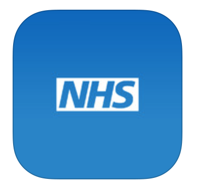 The App Icon design for the NHS Health & Symptom Checker needed to be as simple as possible but still tie in with iOS 7
