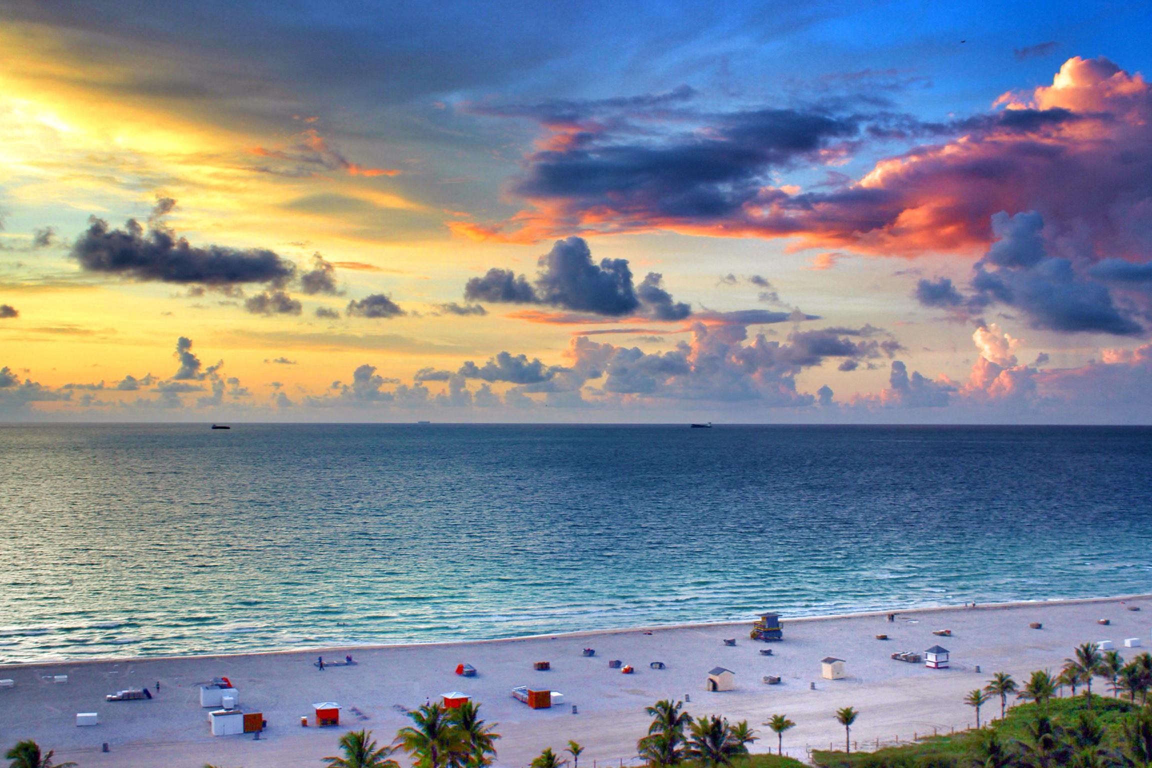 Adam Marsh Miami Sunrise