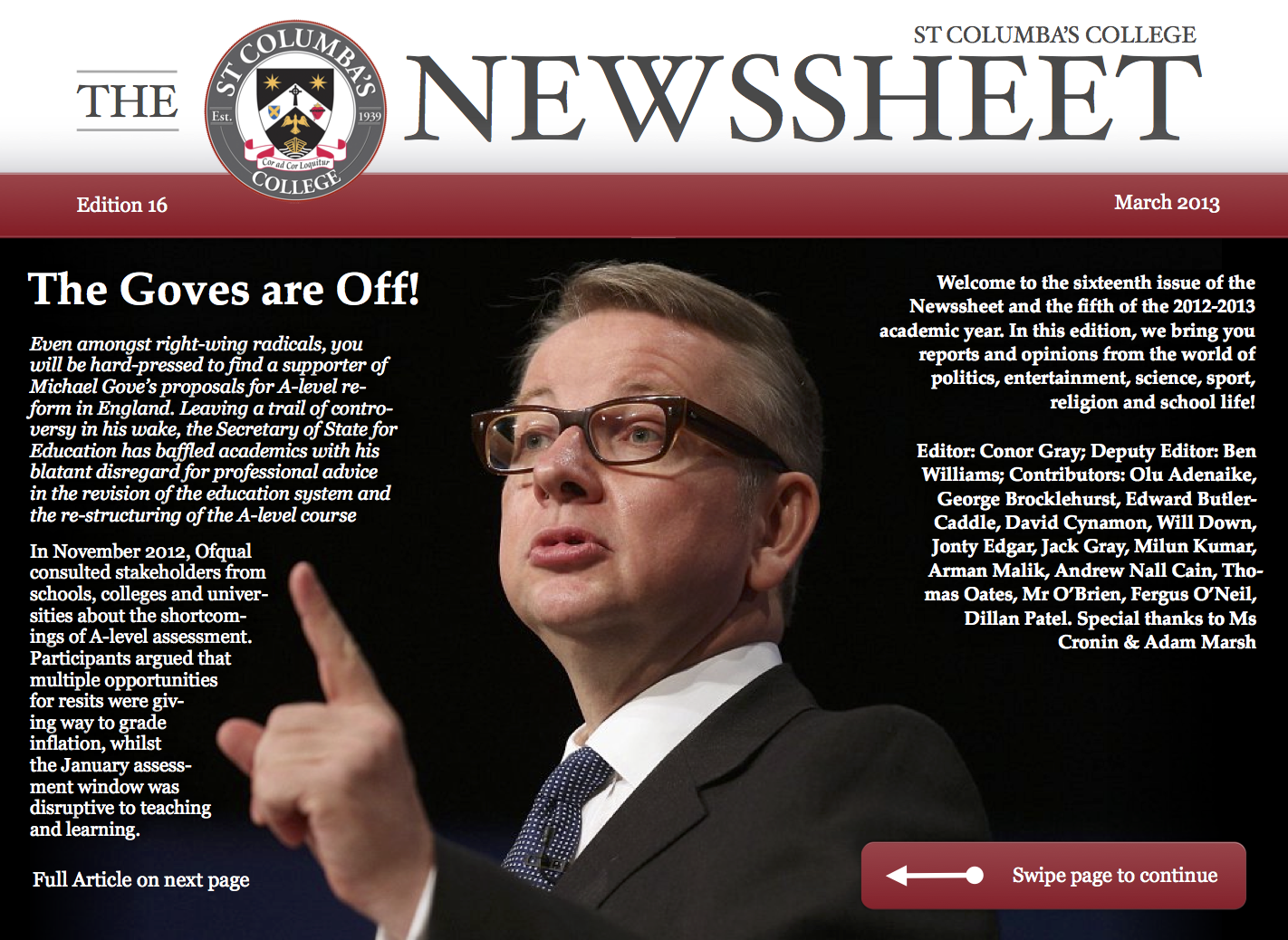 The Newssheet March 2013 1.png
