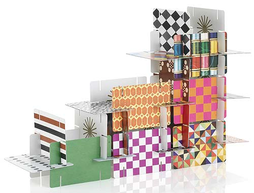 Eames' House of Cards game