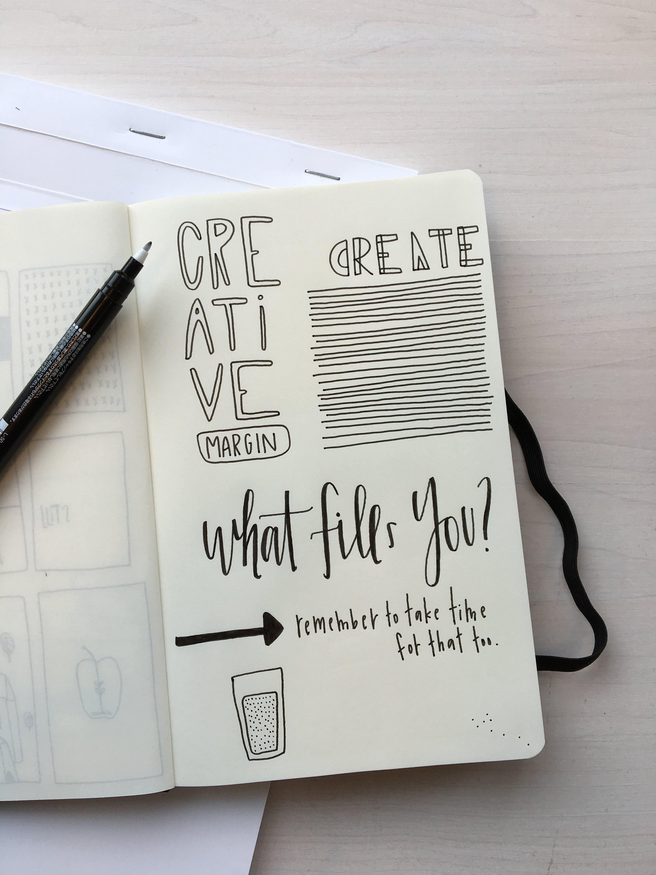Creative Margins LIEFdesign