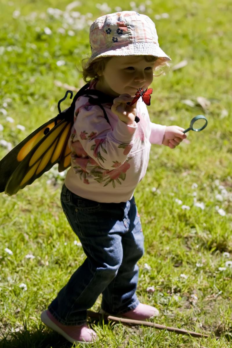 SF Nature Class toddler