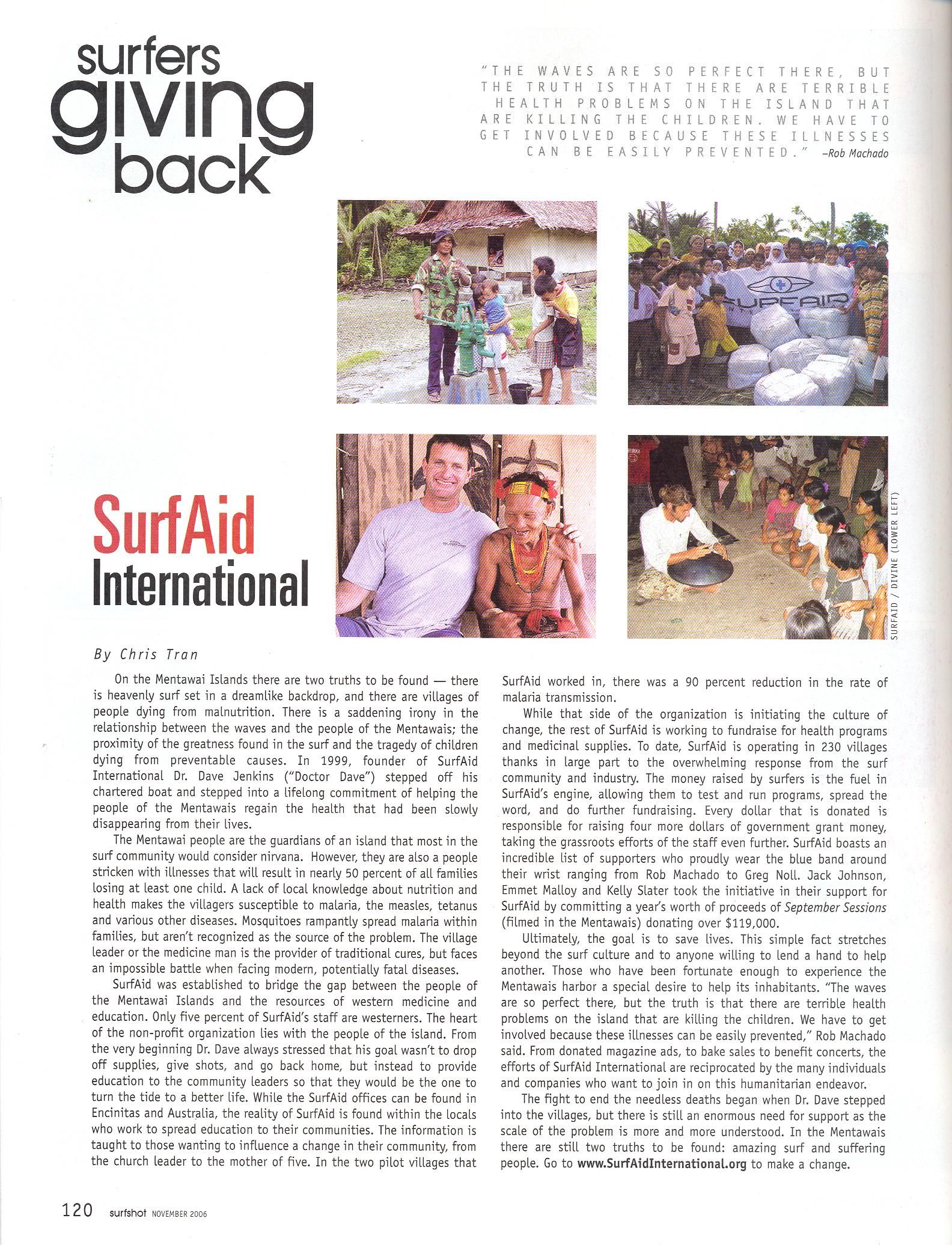 SurfShot Magazine