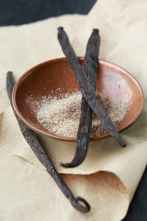 You can find vanilla beans at most grocery stores in the spice or baking aisle.