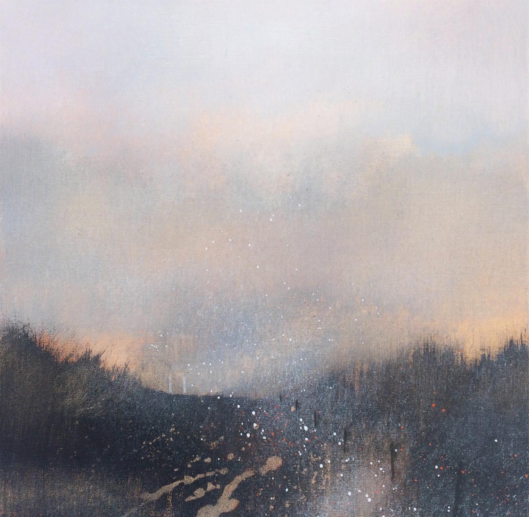 The Coldest Dawn 30x30cm