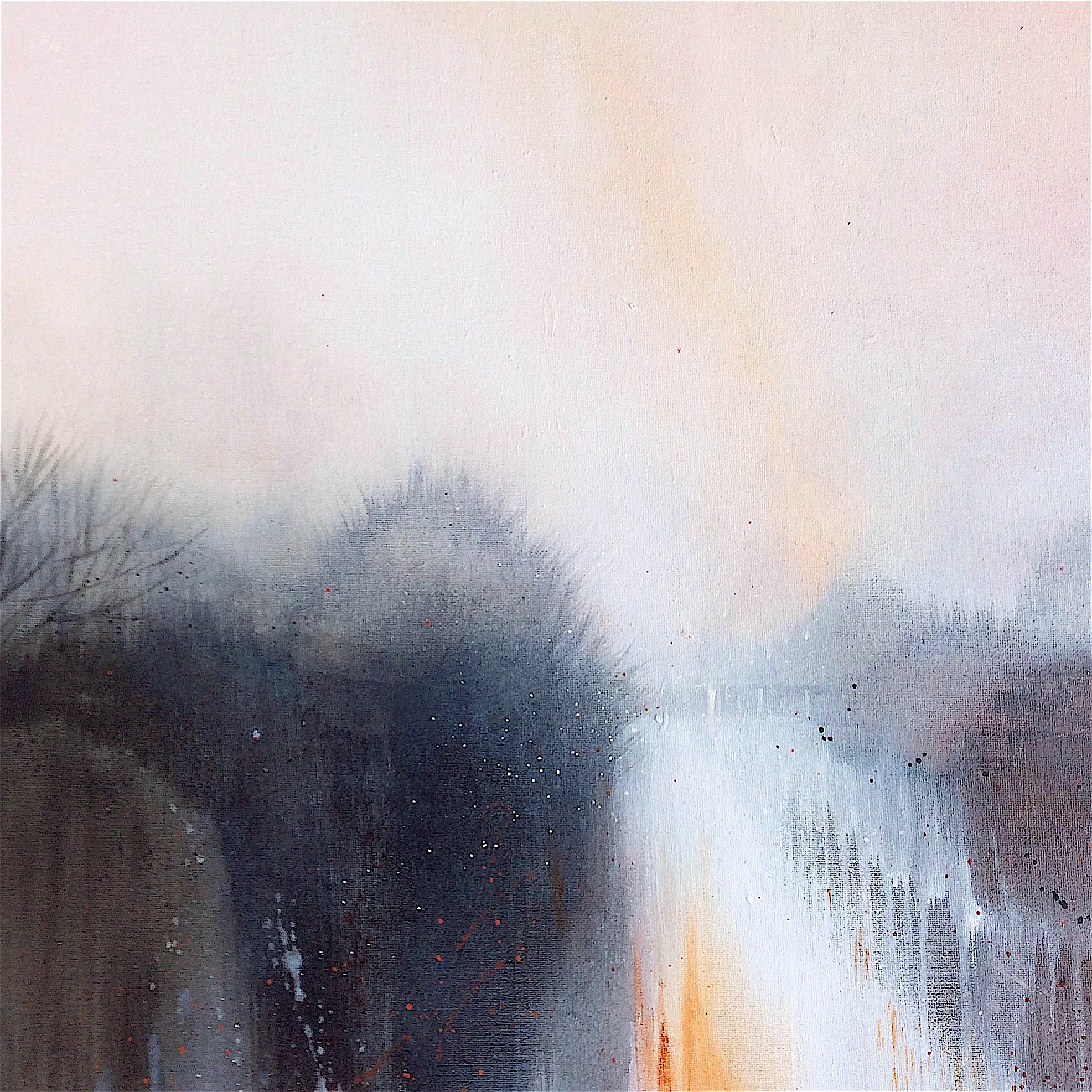 Copy of Returning Light 50x50cm