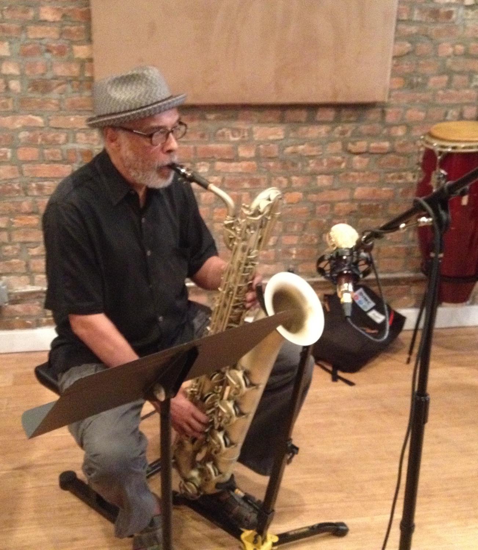 Hamiet Bluiett - Baritone Saxophone
