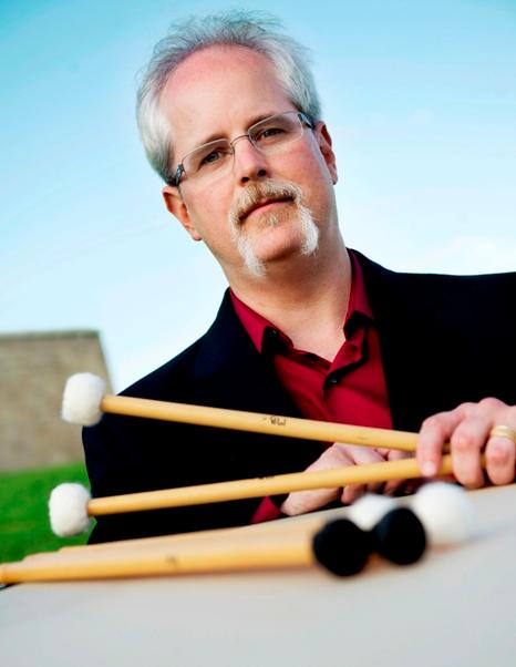 Craig McNutt,  percussion