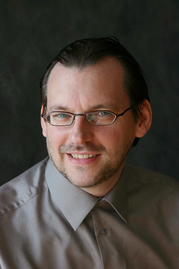 Andrew Rindfleisch,  composer   Photograph by  Herbert Ascherman