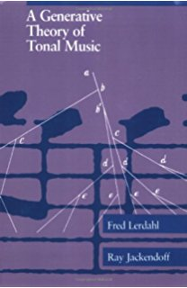 Generative Theory of Tonal Music by Fred Lerdahl and Ray Jackendoff