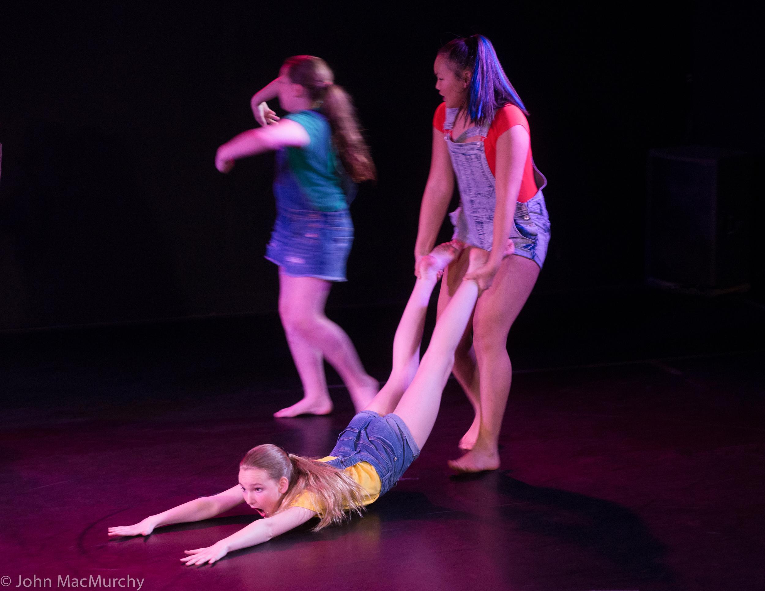 YMI Dancing Spring Show