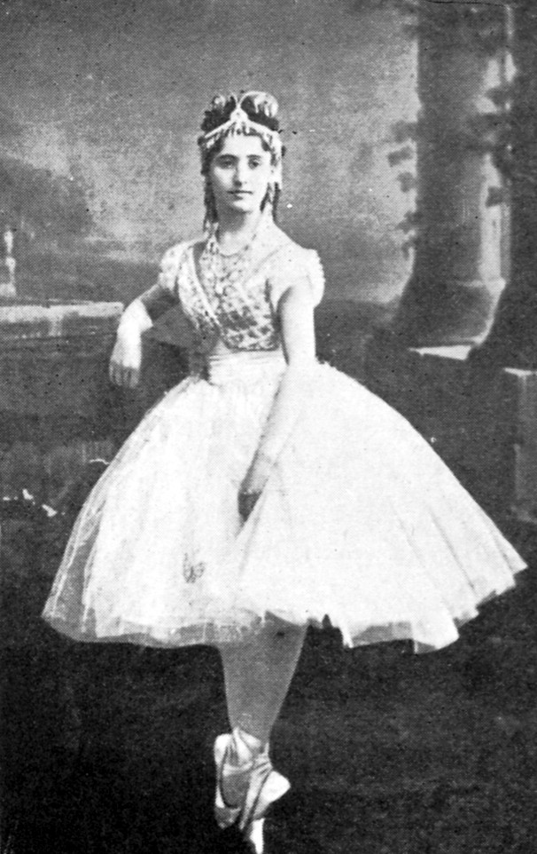 Giuseppina Bozzachi (1853-1870) as Swanilda in Coppélia.