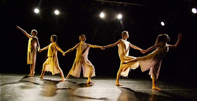 YMI Dancing, Bouman's Piece:  Postcards from the Sky (Music by: Marjan Mozetich)