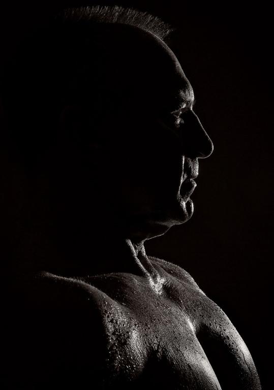 Self Portrait, Don Champlin