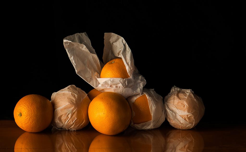 McCloskey's Oranges; Pick Me, Wayland Theadgill, Dallas CC, 1st Place