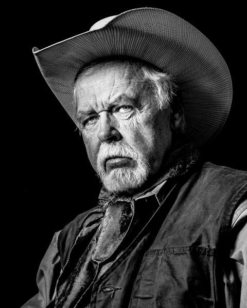 Cowboy,Pat Leger, Lafayette PS, 3rd Place