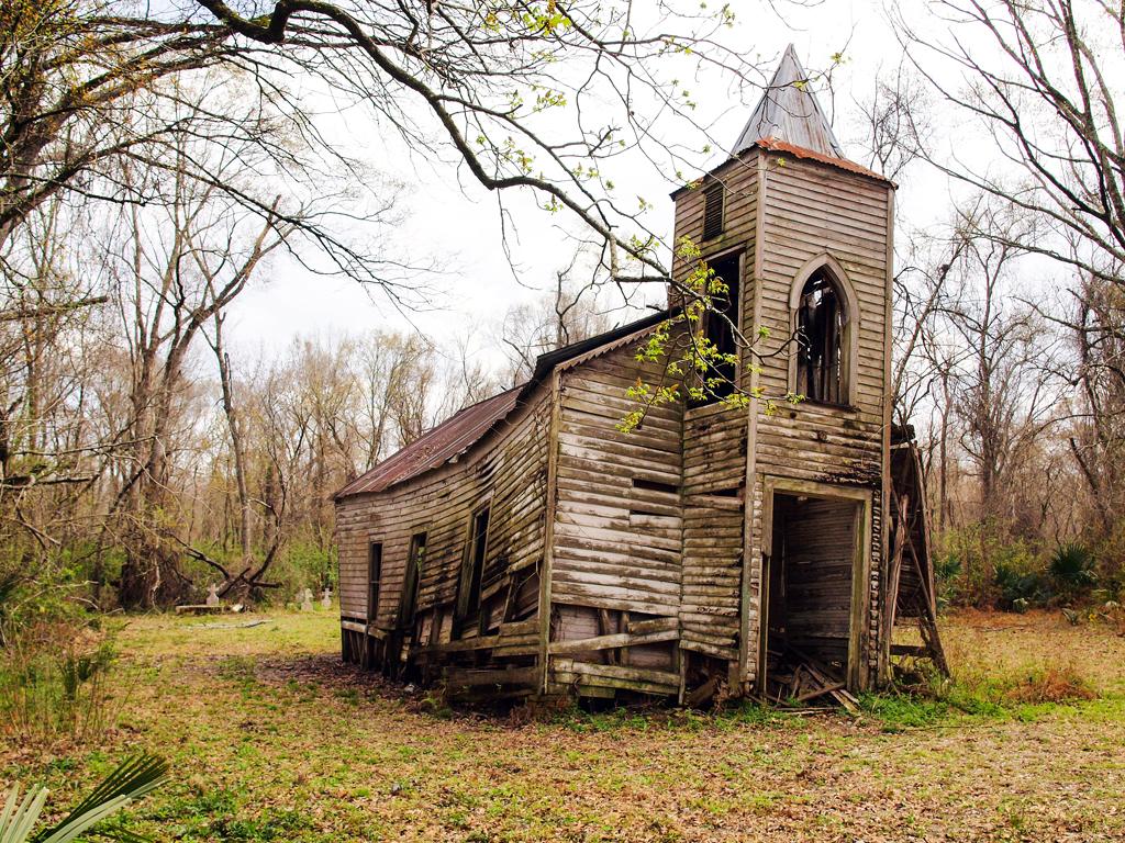 Chackbay Church, John F. Crifasi, Louisiana PS, 2nd HM