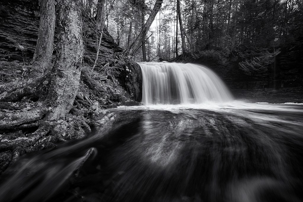 Rock River Falls, Vic Prislipsky, National Park CC, 1st Place