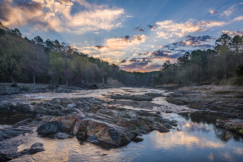 Sunrise with Clouds,Dennis Fritsche, Dallas CC, 1st HM
