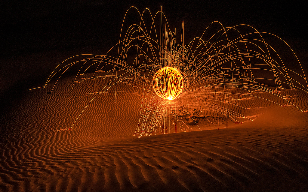Desert Spider,Brian Fesko,Cowtown Camera Club,3rd Place,Color Projected