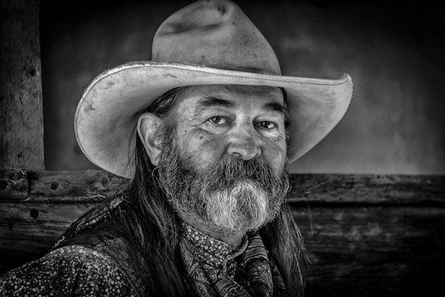 I Am Your Cowboy,Linda Medine,Louisiana Photographic Society,3rd Place,Mono Prints