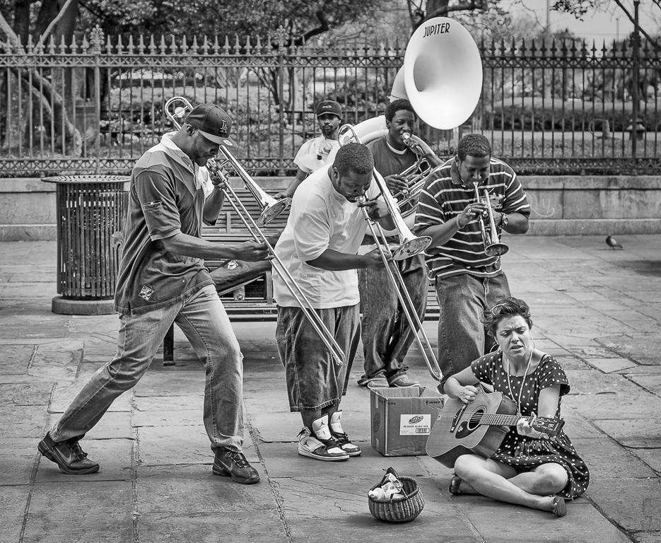 Not a Fair Fight,Frank Richards,Dallas Camera Club,1st HM,PJ Prints
