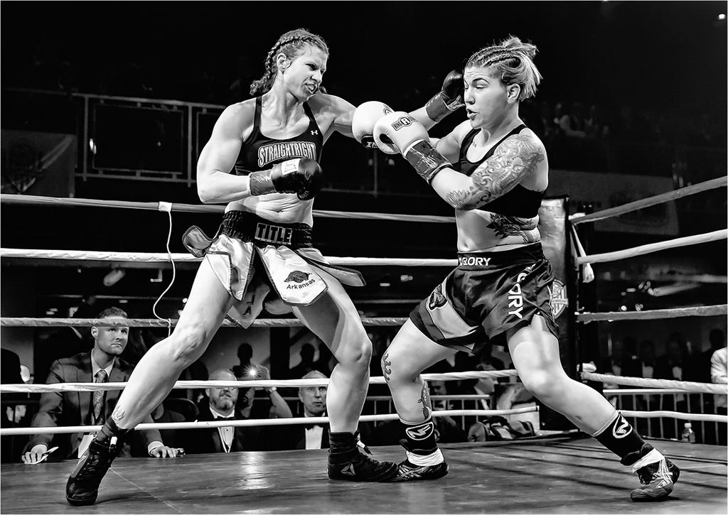 Warrior Queens, Randy Carr, Oklahoma CC,  3rd