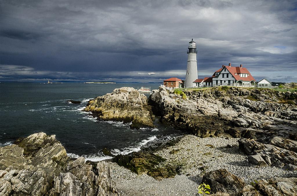 Approaching Storm (Main Lighthouse), Doug Finch, Oklahoma CC, 2nd