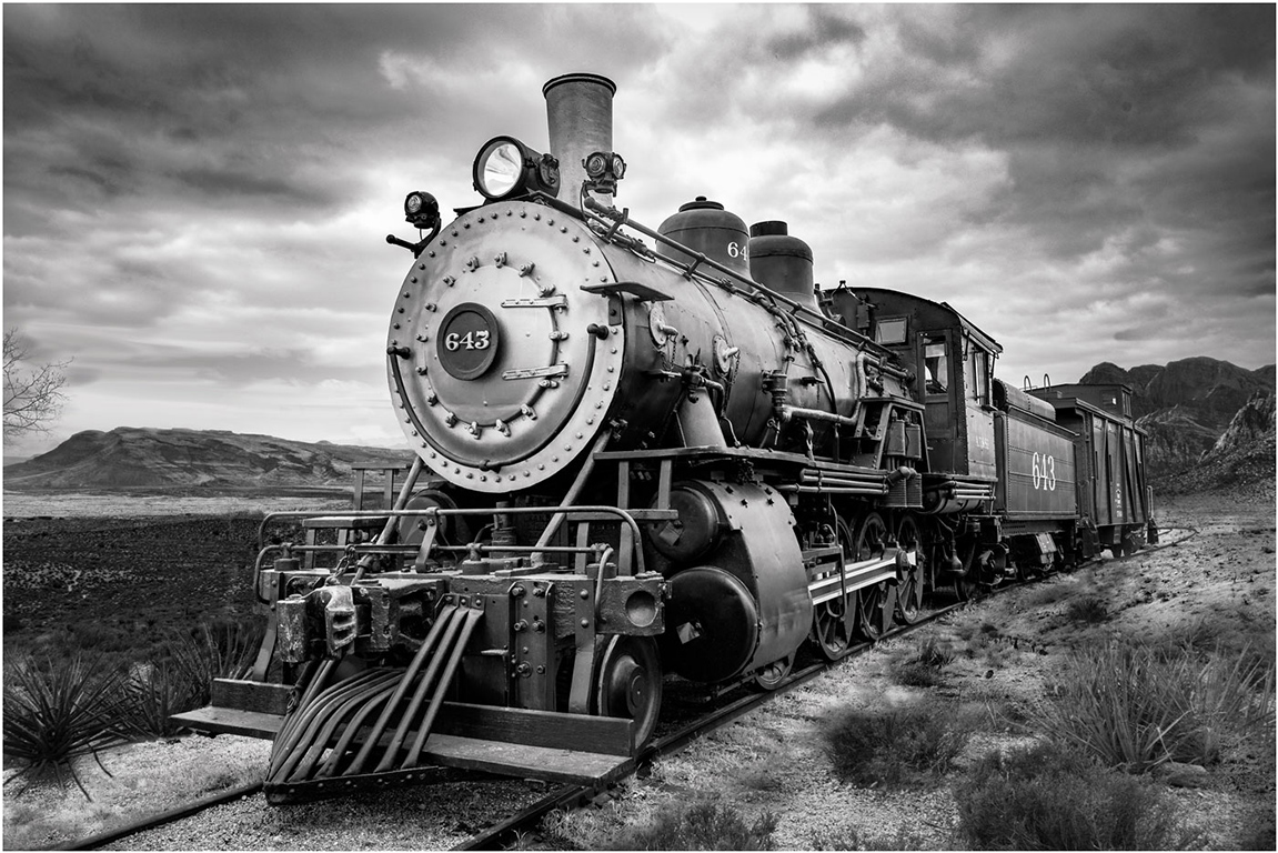 Desert Train, Bernard Fern, Oklahoma CC, 1st