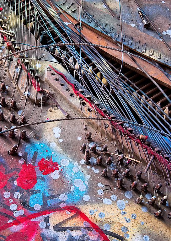 Graffiti Concerto for the Piano, Kaye Hargis, Dallas CC, 2nd Place
