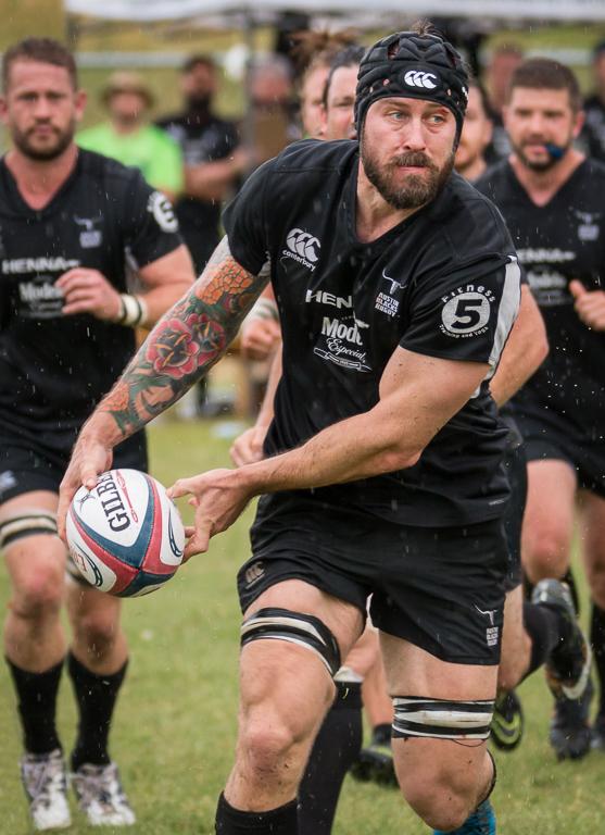 A Tough Sport For Tough Men, Chad Fenner, Cowtown CC, 3rd Place