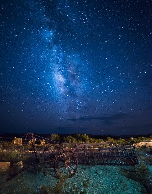Milky Way, Mike Hill, Dallas CC, 2nd HM