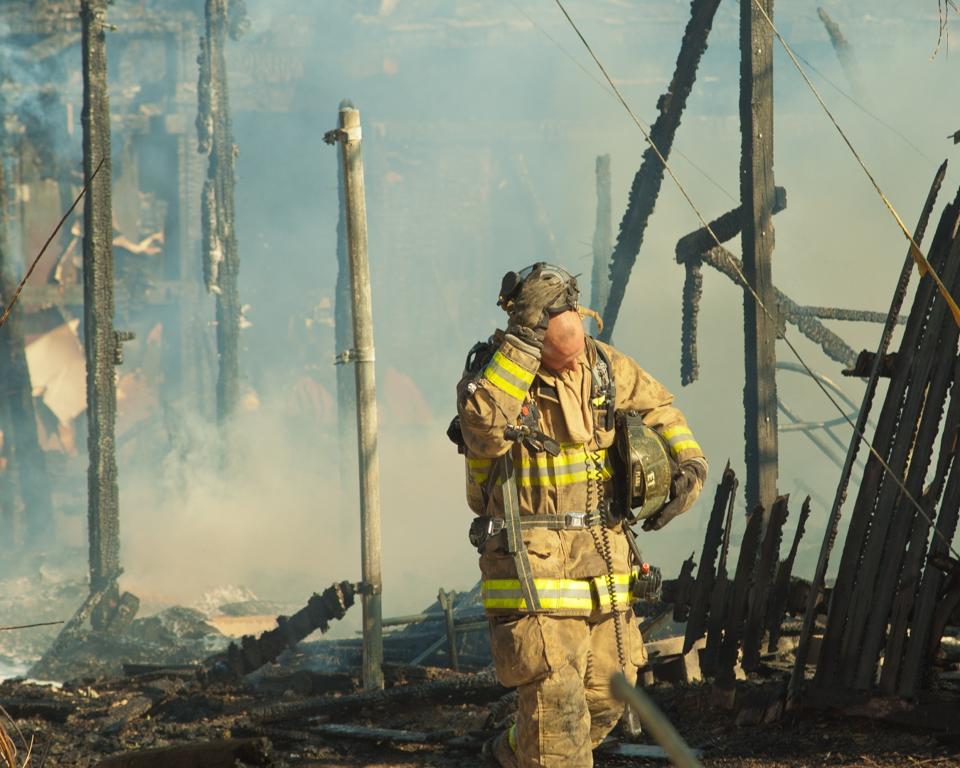 Fire, Don Champlin, Plano PC, 2nd HM