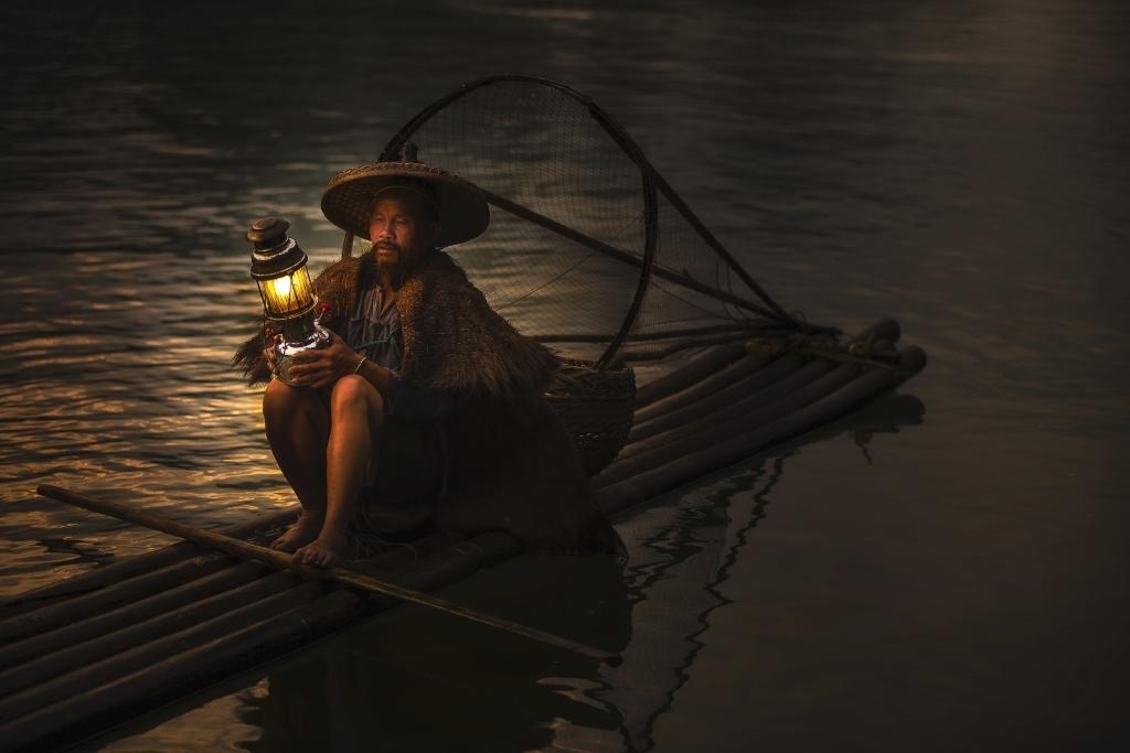 First Light of Day, Osman Sharif, Louisiana Photographic Society, Third Place