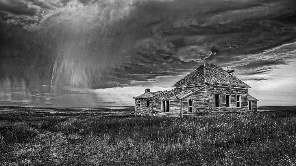 Approaching Storm, Sharon Prislipsky, National Park Photography Club, 1st HM