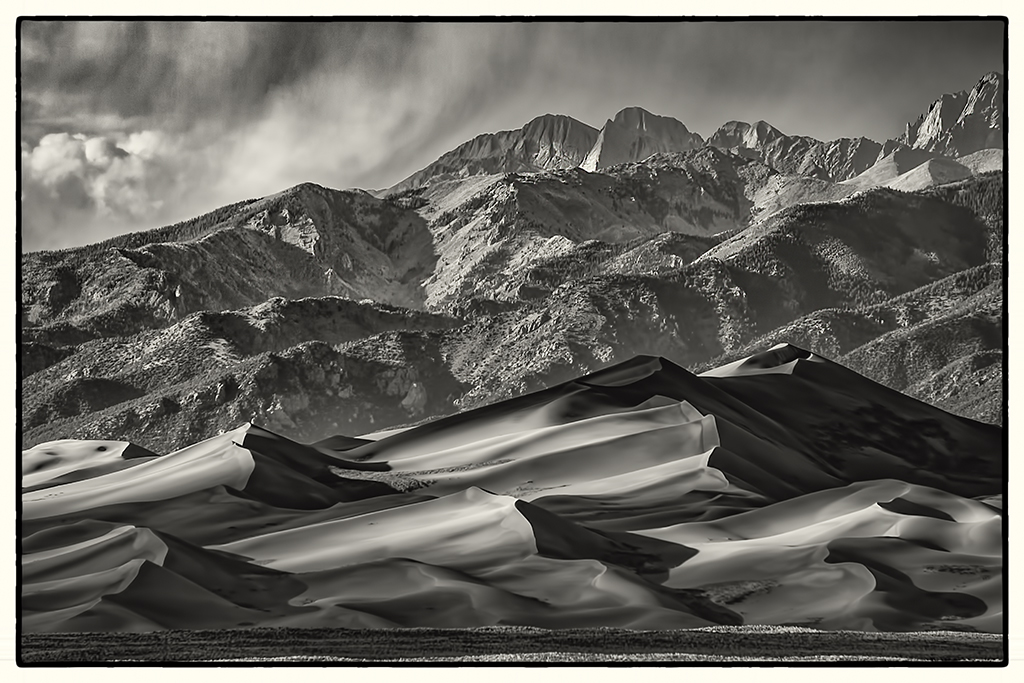 Dunes, Ginny Young, Cowtown Camera Club, Second Place
