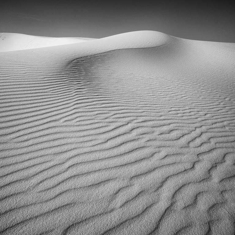 White Sands, Peter Gilbert, Heard Nature PC, 1st Place