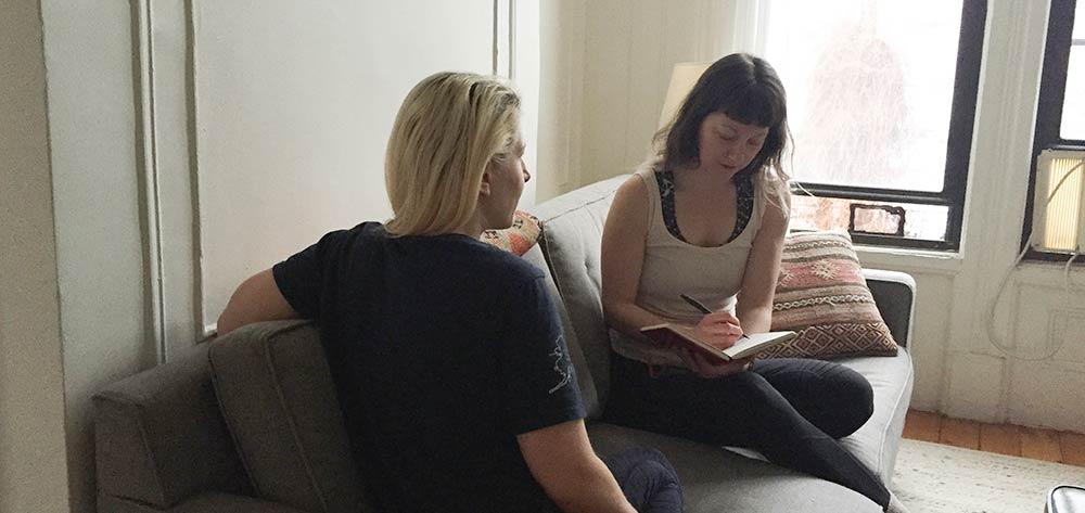 interviewing Philadelphia area social worker