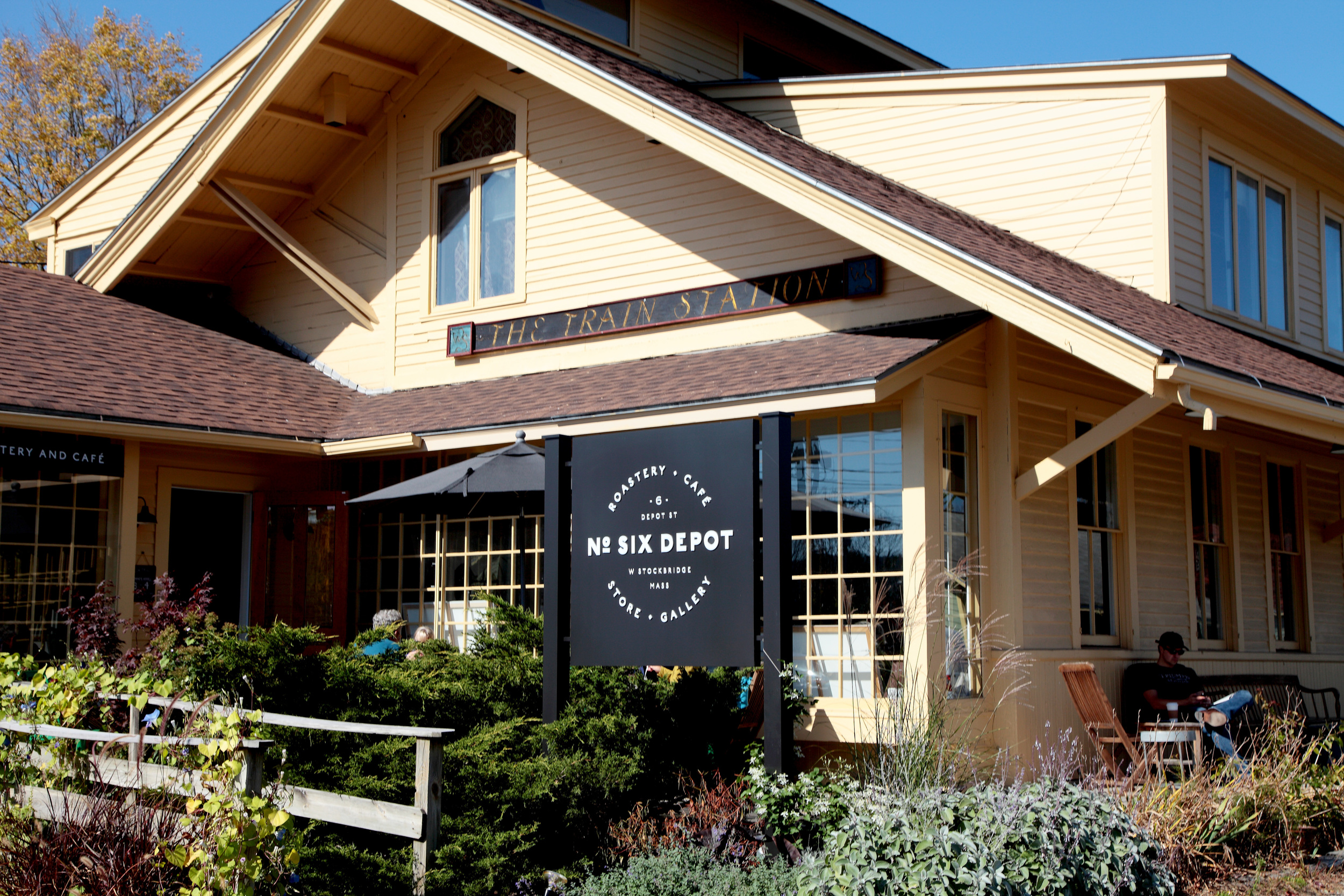 No. Six Depot Roastery and Cafe